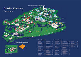 Brandeis map